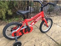 Ridgeback MX14 Child's Bike (Red)