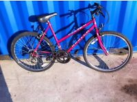 "Apollo Pulse Ladies 26"" Wheel Mountain Bike"
