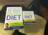 Dr.Hyman's 10 day detox diet (worth 45$ - selling for only 20$!)