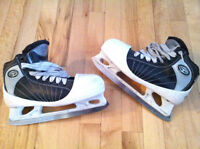 Patins gardien junior CCM 652 Super Tacks 3,5 goalie skates