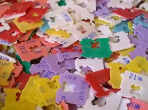 Pack of 500 milk tabs bread tabs for crafts, DIY, Hobbies London Ontario image 1
