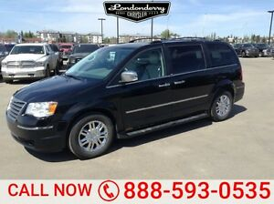 2010 Chrysler Town & Country LIMITED STOW&GO Navigation (GPS),