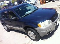 REDUIT - Ford Escape - great car, SO CHEAP for quick sale