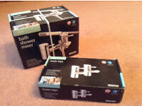 Bristan 'Oval' Bathroom Taps & Bath/Shower Mixer set *NEW* (RRP over £300)