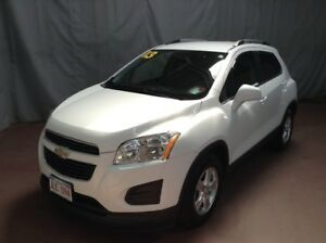 2013 Chevrolet Trax LT 1 Owner