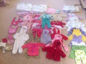 Baby clothes - Bundle 0-6 months Glenwood Blacktown Area Preview