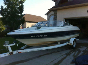 Well Maintained 1997 Bayliner Capri for Sale!