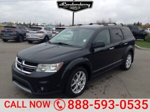 2013 Dodge Journey AWD RT Accident Free,  Rear DVD,  Leather,  S