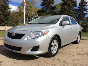 2009 Toyota Corolla, CE-PKG, AUTO,  FINANCING AVAILABLE