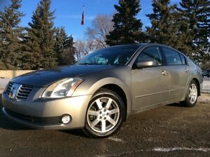 2004 Nissan Maxima, SL-pkg, AUTO, LEATHER, ROOF, $5,000