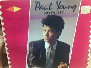 Paul Young Vinyl and other vinyl from the Retro 80 s