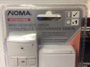 REMOTE WIRELESS SWITCH