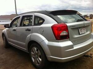 2008 Dodge Caliber SXT Hatchback