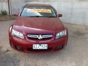 2007 Holden Berlina VE Red 4 Speed Automatic Sedan Seabrook Hobsons Bay Area Preview