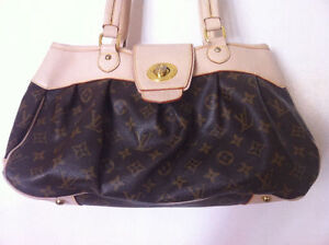Louis Vuitton monogram bowtie MM handbag
