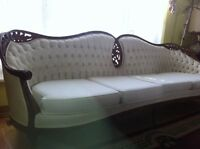 French Provincial Couch - antique