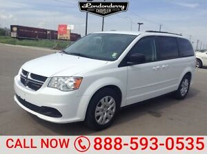 2016 Dodge Grand Caravan SXT STOW&GO Bluetooth,