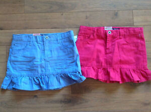 New Girl's LEVI'S Scooter Skirts size 12