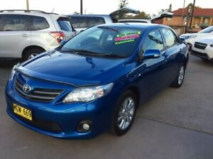 2011 Toyota Corolla ZRE152R MY11 Ascent Sport 4 Speed Automatic Sedan Taree Greater Taree Area Preview