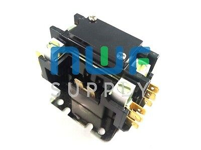 Rheem Ruud Weather King Replacement 24 volt Relay Contactor 42-25101-01 1 Pole
