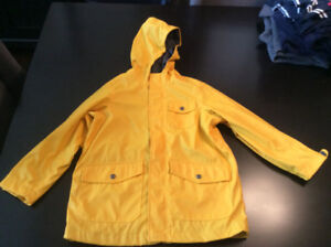 Gap Rain Jacket and Gap Winter Jacket  Size S (6-7)