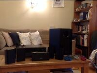 ONKYO 5.1 Channel Home Cinema Receiver and Speaker - Black