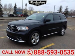 2014 Dodge Durango AWD CREW PLUS Accident Free,  Navigation (GPS