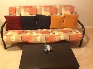 futon plus mattress plus coffee table   quick sale futon   buy and sell furniture in ottawa   kijiji classifieds  rh   kijiji ca