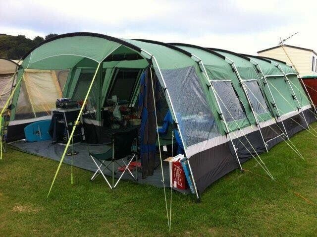 Hi Gear Corado 8 Large Family Tent & Hi Gear Corado 8 Large Family Tent | in Great Barr West Midlands ...