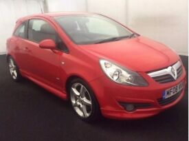 2008 Corsa 1.6 SRI TURBO, 200+BHP and remapped by Dynotune