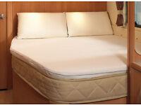 Duvalay caravan bed mattress topper