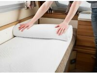 DUVALAY MEMORY FOAM MATTRESS TOPPERS