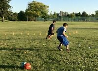 OneonOne/Group Soccer Training with an Ex Professional Player