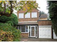 Large 4 Bedroom Detached House+Garage+Massive 120ft rear Garden (0.5m from Hatton Cross St)