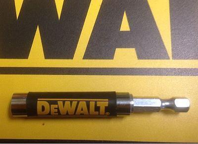 Dewalt DT7701 Magnetic Screwdriver Bit Holder 80mm Guide Finger Saver Drivers