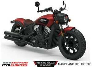 2020 Indian Motorcycles Scout Bobber ABS Icon Series