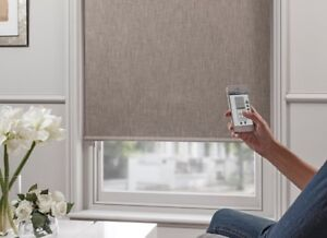 50% Off Automatic Blinds
