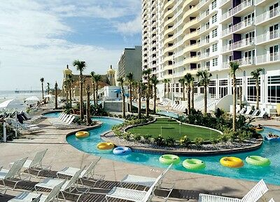 Daytona Beach at Ocean Walk, JUNE 2-6,  2 BEDROOM LOCKOFF, SLEEPS 8, BALCONY