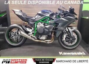 2019 Kawasaki Ninja H2R Le seul au Canada 310 HP