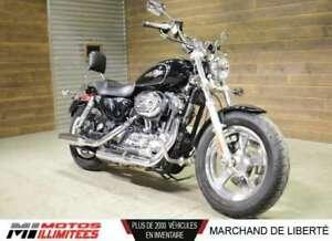 2014 Harley-Davidson Sportster XL 1200C Prix fin de saison