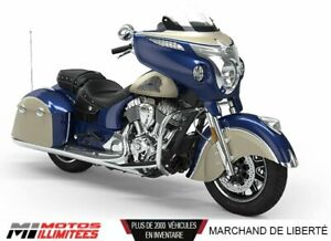 2020 Indian Motorcycles Chieftain Classic