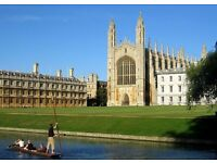 Do you live in Cambridge? Fancy earning £30 cash, for giving feedback to Cambridge University!