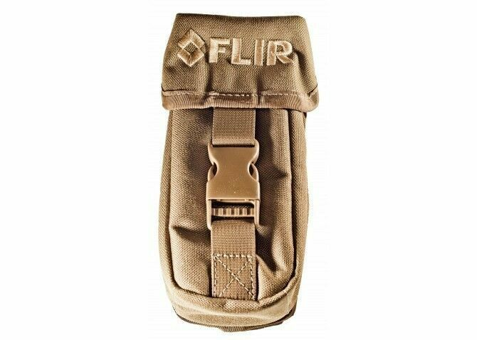 FLIR 4126887 MOLLE Monocular Belt Holster, Tan