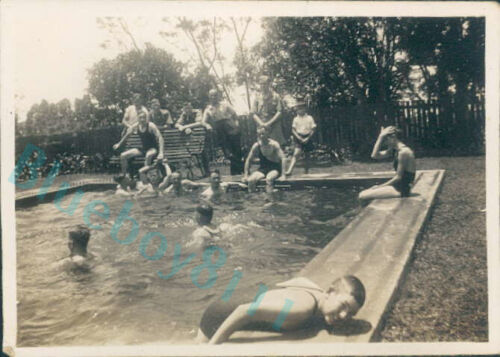 WW2 Royal Corps of signals Soldier Swimming Westville South Africa