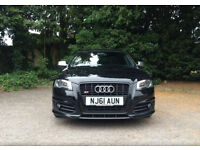 Audi S3 2.0 TFSI Black Edition 2011 Phantom Black