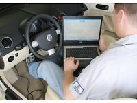 VCDS VAGCOM diagnostics fault code DTC scan & coding VW Skoda SEAT Audi - Suffolk & Norfolk