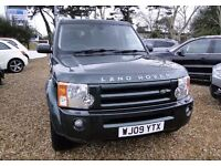 HPi clear XS Land Rover DISCOVERY 3 excellent specification