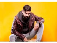 ** PAUL CHOWDHRY LIVE INNIT ** - x3 TICKETS AVAILABLE