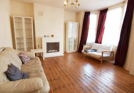 SPACIOUS SPLIT LEVEL 4 LARGE DOUBLE BEDROOMS PERIOD CONVERSION and a SEPARATE KITCHEN DINER