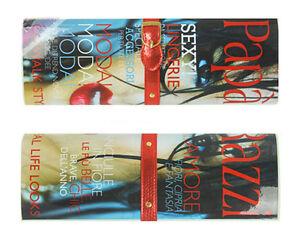 NEW-Design-Boutique-Magazine-Cover-Clutch-Handbag-Paparazzi-Vogue-VARIOUS-Type